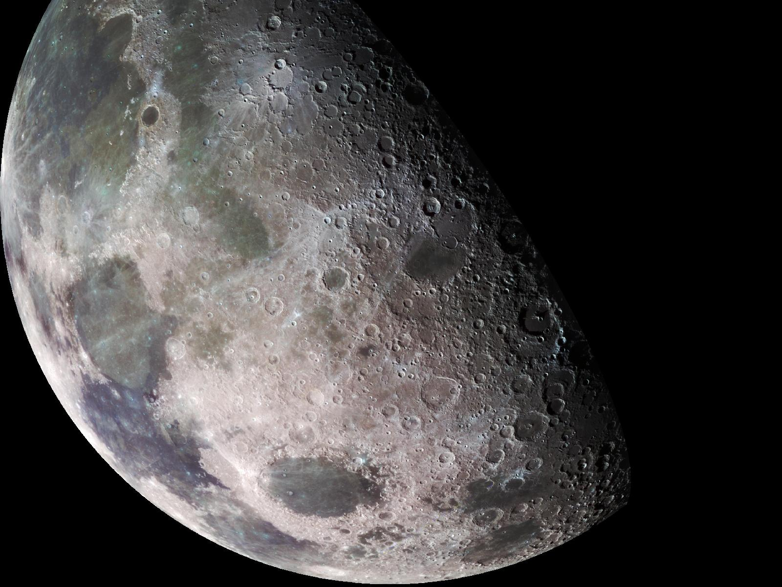 moon shots of earth and mars - photo #40