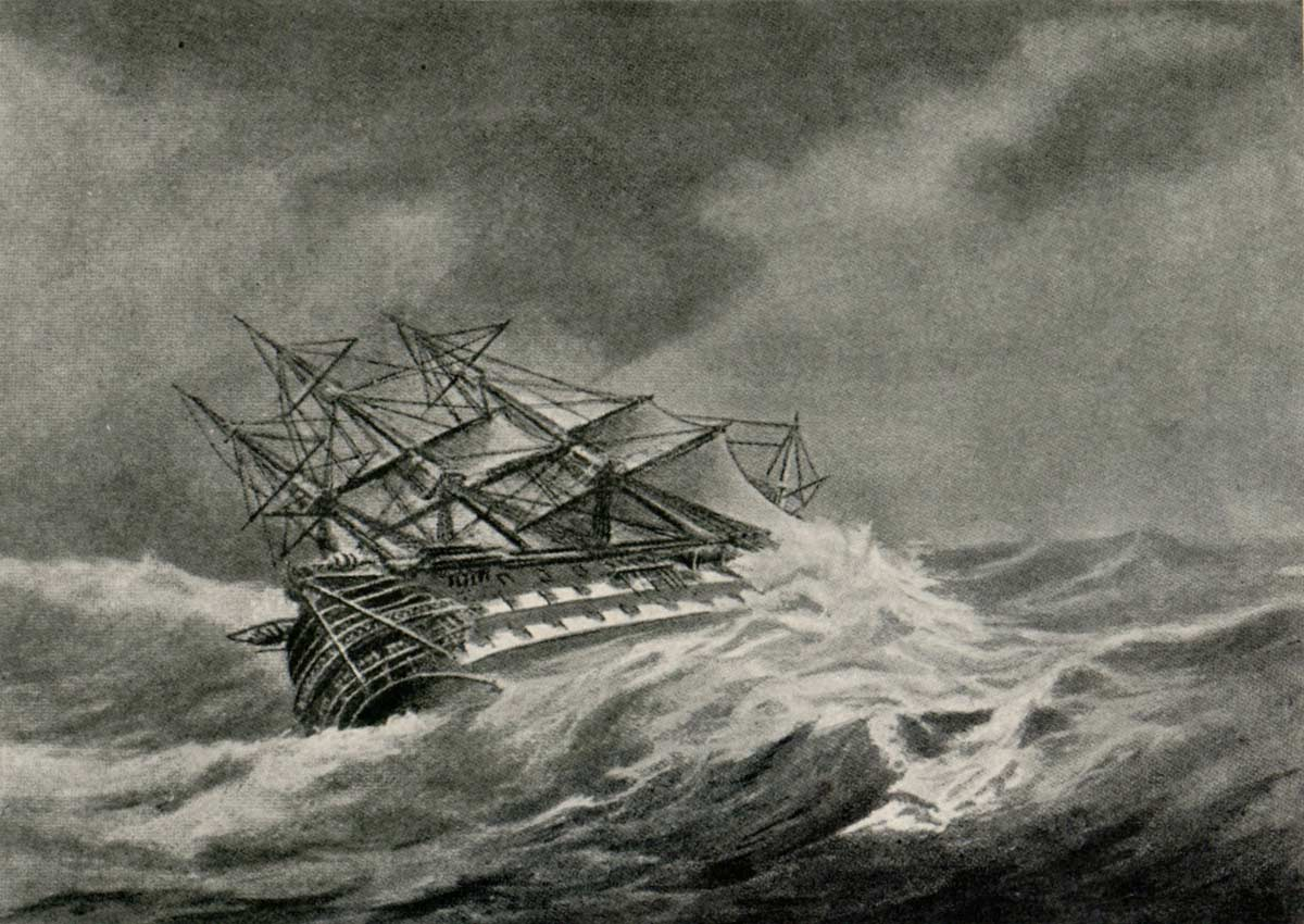 Worksheet Ship In A Storm ludolf bakhuizen dutch merchant ships in a storm 17th century deep blue sea pinterest and ships