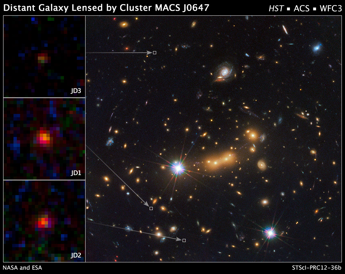 Науковці виявили найвіддаленішу від Землі галактику
