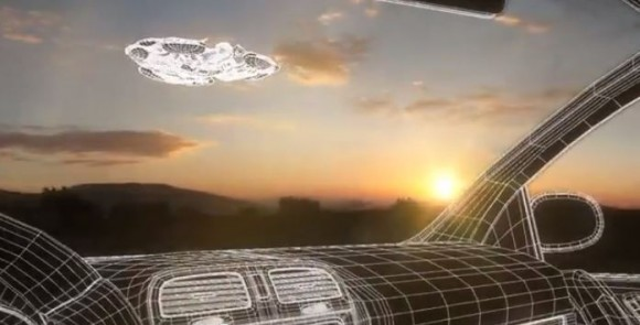 "Screenshot from the ""UFO Over Santa Clarita VFX Breakdown"" video."