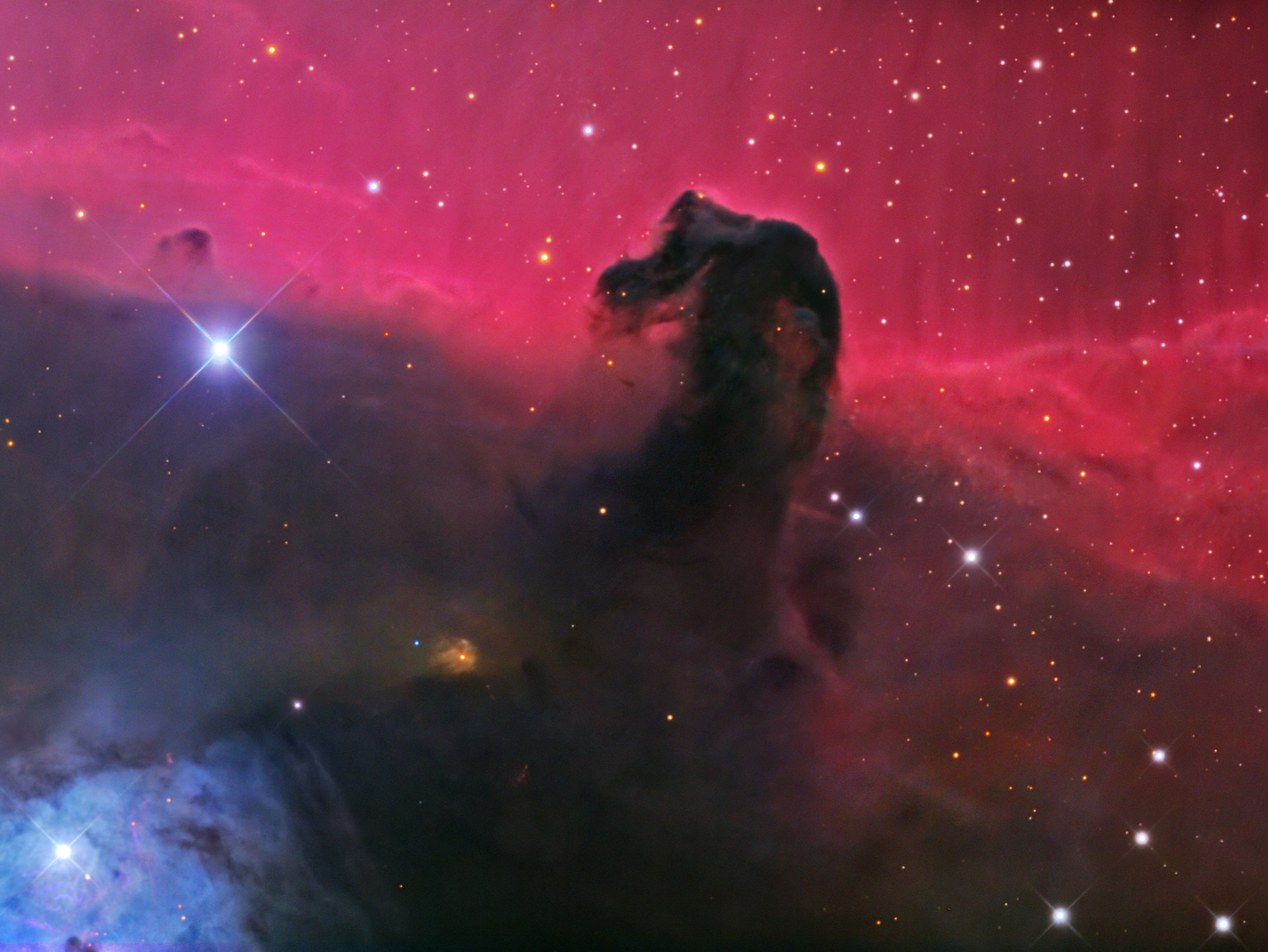 Hubble Horsehead Nebula 1080P (page 3) - Pics about space